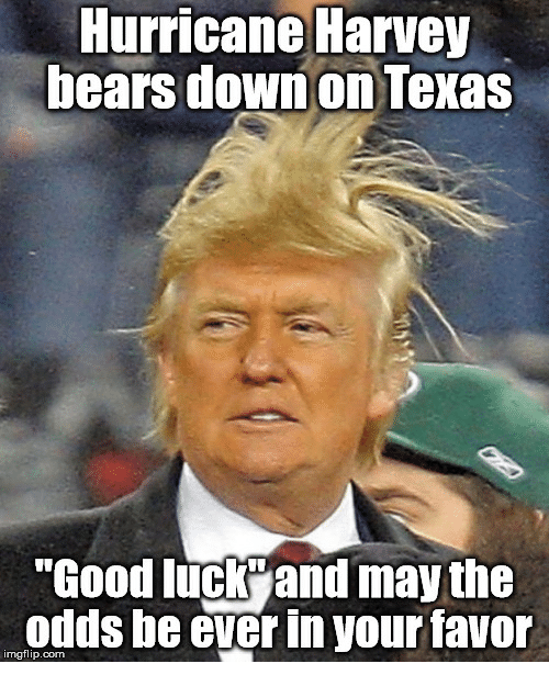 hurricane harvey bears down on texas good luck and may 27289088 hurricane harvey bears down on texas good luck and may the odds be
