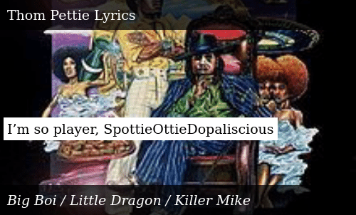 I'm So Player SpottieOttieDopaliscious | Meme on ME ME