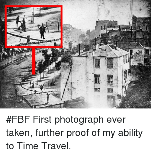 Proof Of Time Travel In History