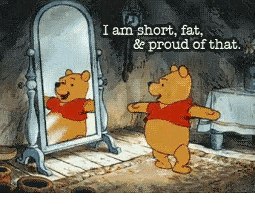 Memes, Fat, and Proud: I am short, fat,  &e proud of that.