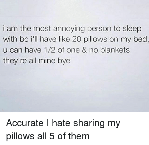 i hate the person i am