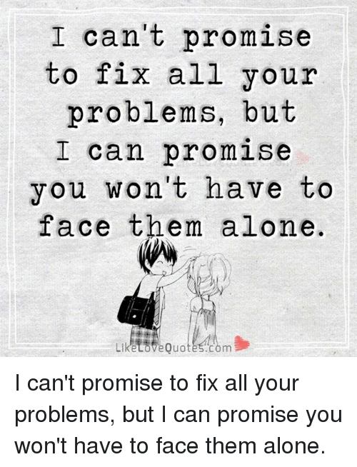 I Cant Promise To Fix All Your Problems But I Can Promise You Wont