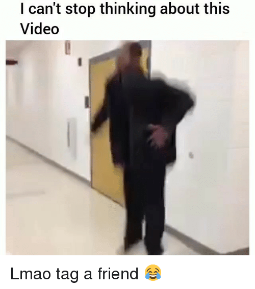 Funny, Lmao, and Video: I can't stop thinking about this  Video Lmao tag a friend 😂