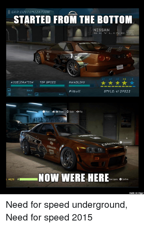I CAR CUSTOMIZATION STARTED FROM THE BOTTOM NISSAN X4