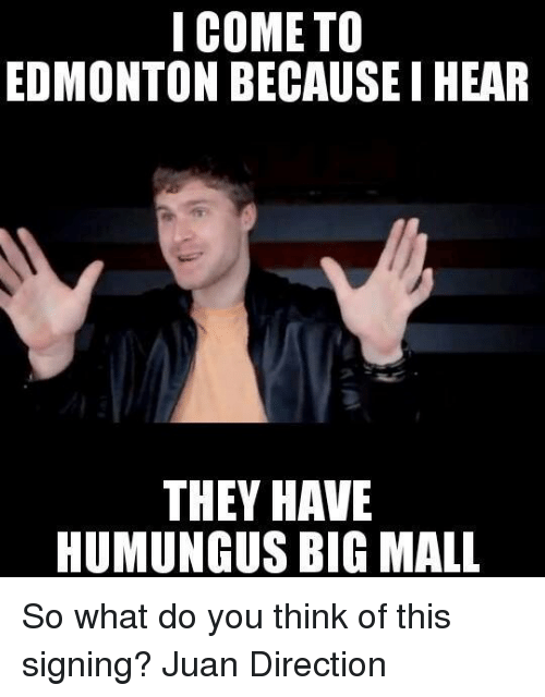 i come to edmonton because i hear they have humungus 18338896 ✅ 25 best memes about edmonton oilers edmonton oilers memes