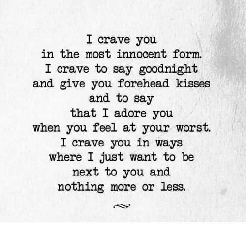 i crave you in the most innocent form i crave 8146267 ✅ 25 best memes about i adore you i adore you memes