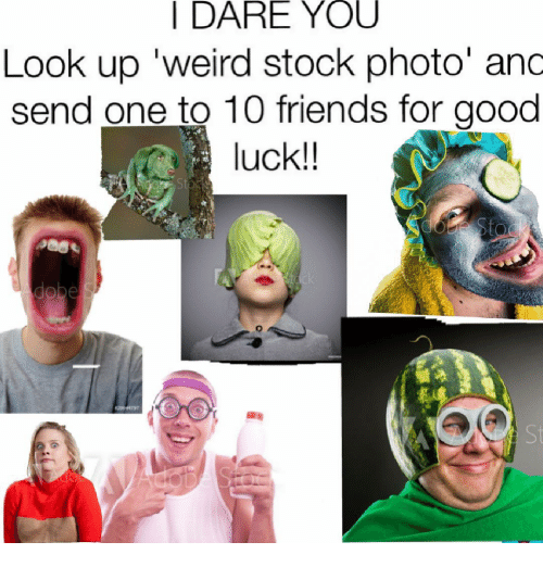 Weird Stock Photos Memes 4