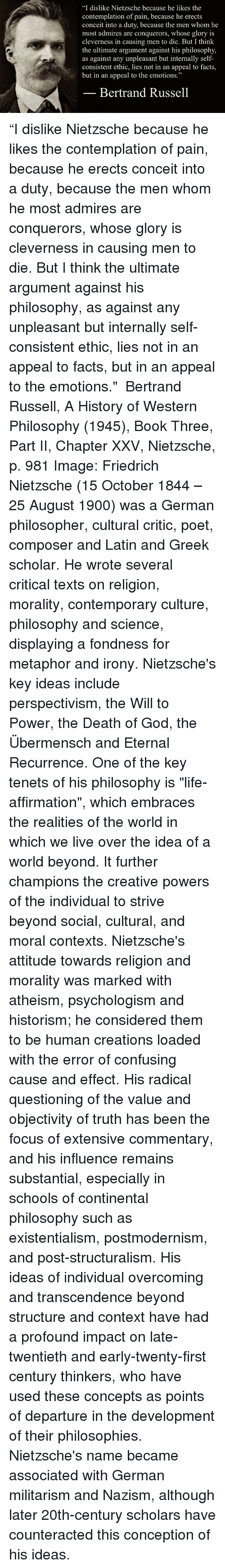nietzsche's account of power in on Justice, democracy, friedrich nietzsche, the will to power i nietzsche thinks of  justice in the same way as heraclitus and plato – it is the principle of the utmost.