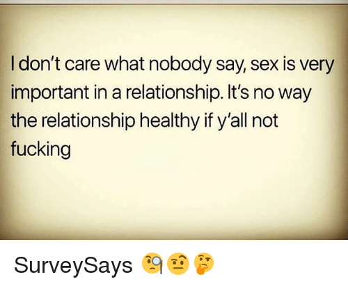 Is sex important in a relationship Nude Photos 16