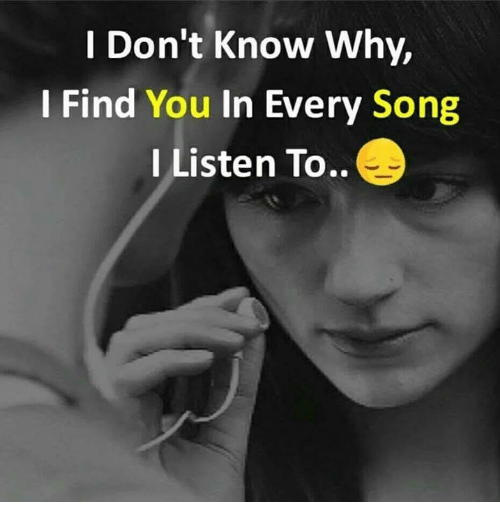 Listen and find song