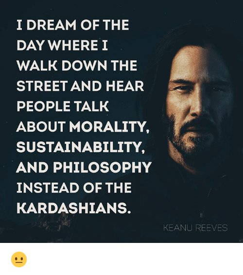 in your reeves dreams Keanu meme