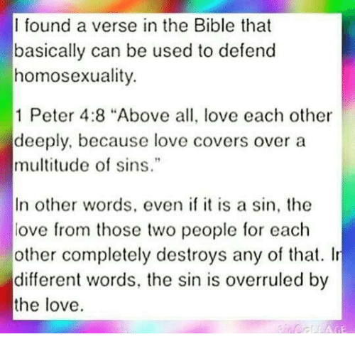 Verses in the bible about homosexuality galleries 60