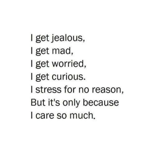 i care so much