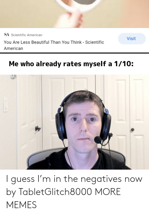 Dank, Memes, and Target: I guess I'm in the negatives now by TabletGlitch8000 MORE MEMES