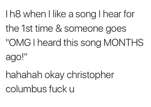 the fuck u song