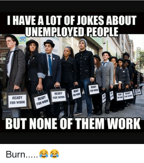 Jobless team cunt