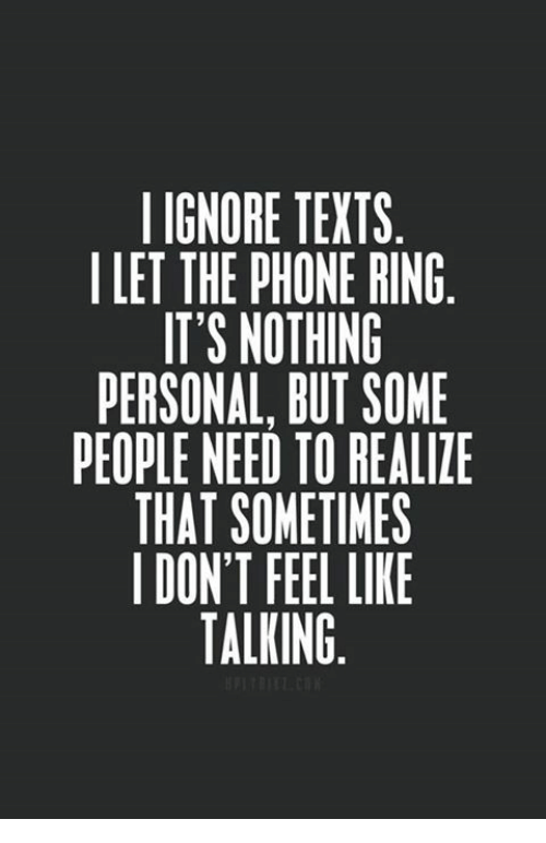 25+ Best Memes About Ignoring Texts