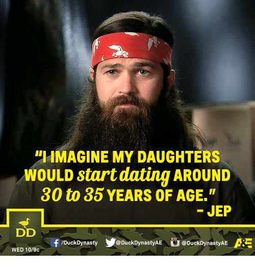 what age do u start dating