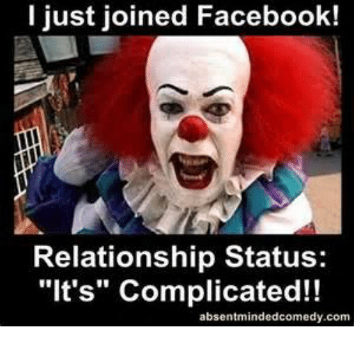 it something meme facebook relationship