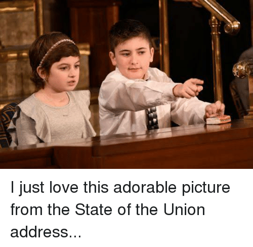 Love, State of the Union Address, and The State