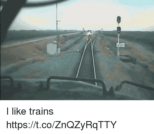 Like Trains