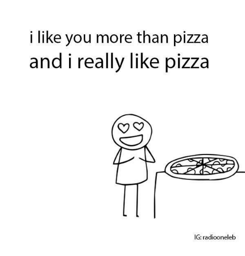 I Love You More Than Best Friend Quotes: 25+ Best Memes About More Than Pizza