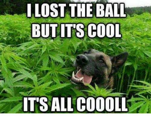 Lost The Ball