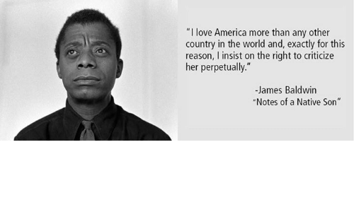 acirc best memes about native son native son memes memes eth159curren150 and james baldwin i love america more than any other