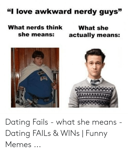 Why dating nerds is better