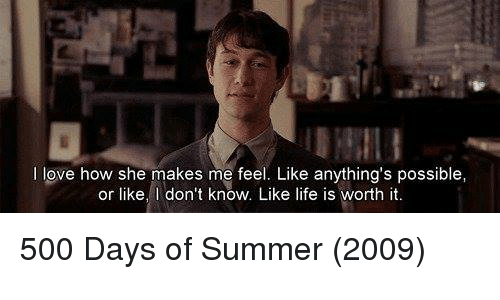 25+ Best Memes About 500 Days Of Summer