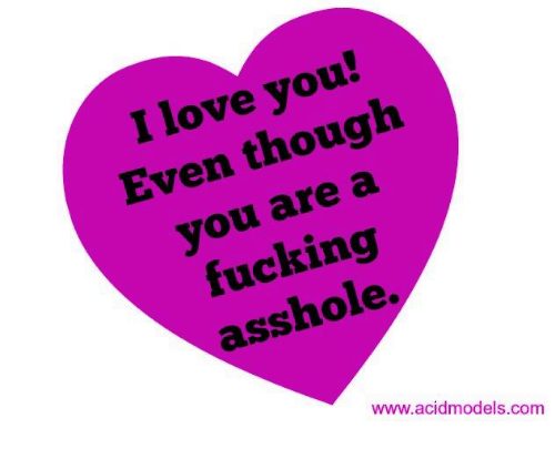 even though i love you