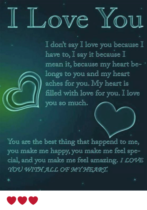 i love you with all my heart in spanish