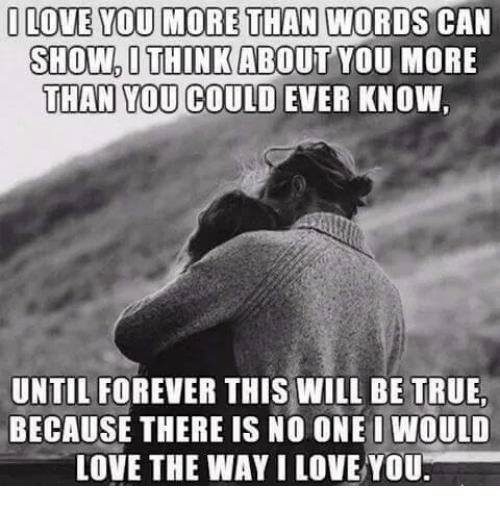 i love you more than words can show i think 11626867 ✅ 25 best memes about i love you more than i love you more