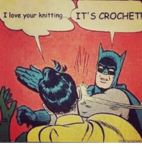 i love your knitting its crochet 19242130