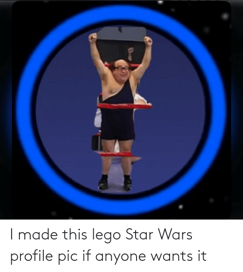 lego star wars profile