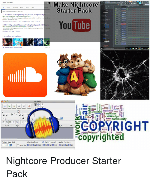 25 best memes about nightcore nightcore memes - Download anime wallpaper pack ...