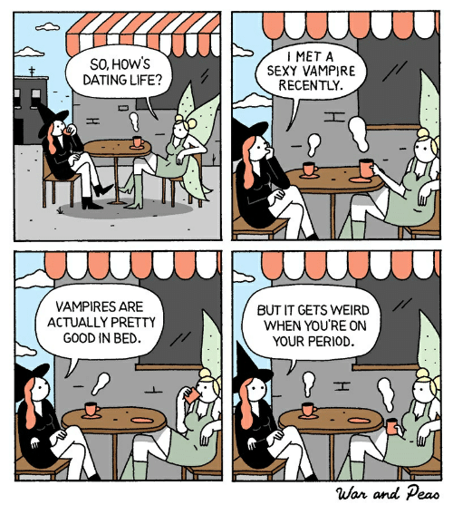 dating sites for vampires