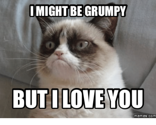 i might be grumpy but i love you memes com 14018193 ✅ 25 best memes about but i love you meme but i love you memes