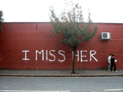 Her, Miss, and I-Miss-Her: I MISS HER