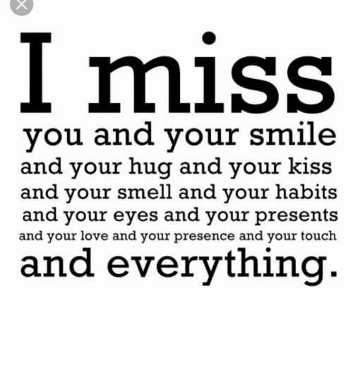 memes and habit i miss you and your sm and your hug
