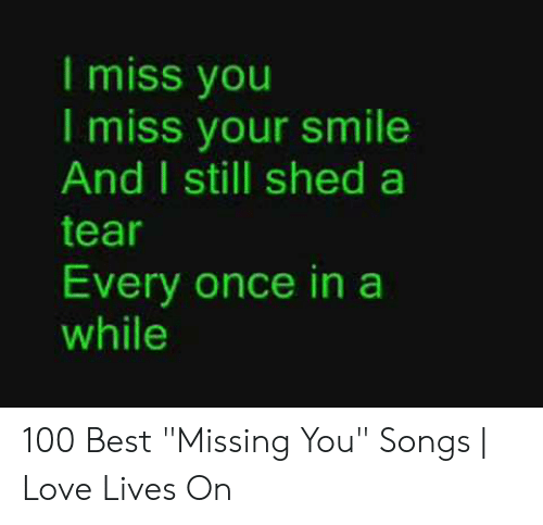 I will miss u quotes
