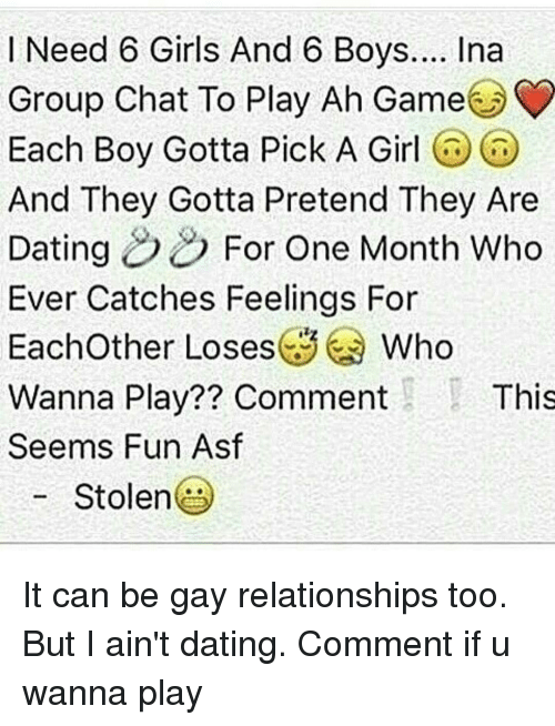 Gay one on one chat
