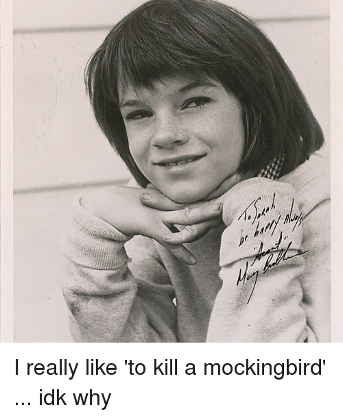 to kill a mockingbird some I never heard tell it was against the law for any citizen to do his utmost to prevent  a crime from being committed, which is exactly what he did but maybe you'll tell.