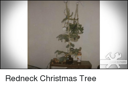 christmas redneck and christmas tree i repairs redneck christmas tree - Redneck Christmas Tree
