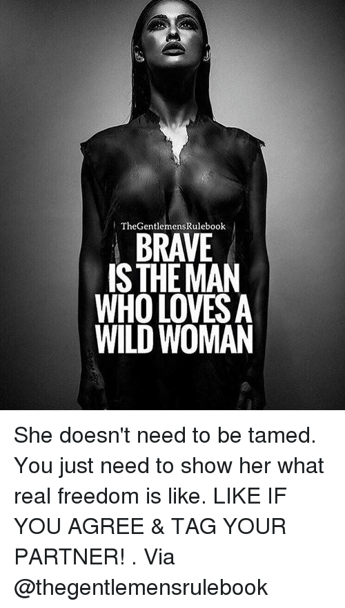 is there any real women in tame