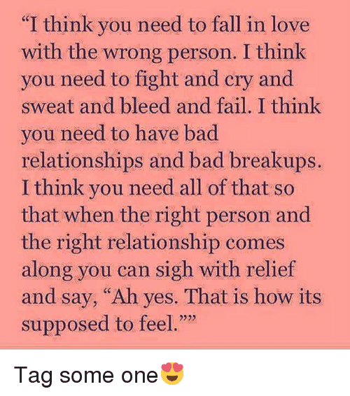 what to say to someone in a bad relationship