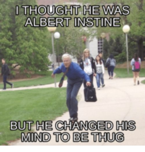 he changed his mind