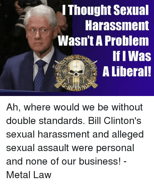 Bill Clinton Sexual Harrassment