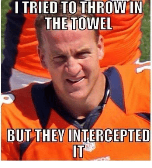 Sweat Towel Meme: 25+ Best Memes About Throw In The Towel