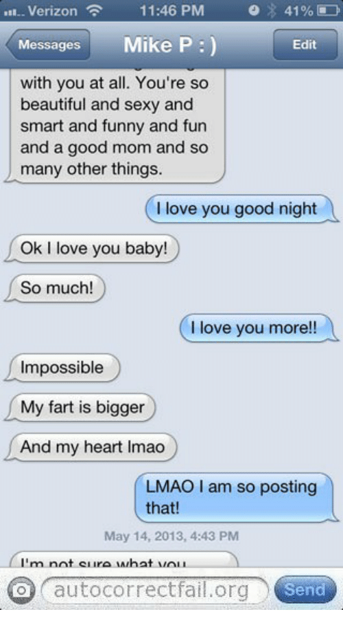 funny sexy messages